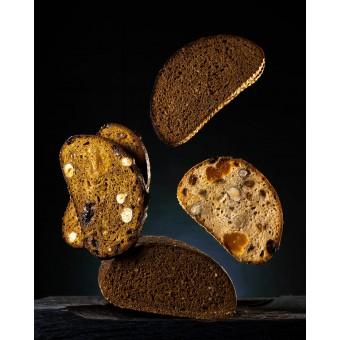 Хлебное сольфеджио. Ржаной хлеб-3