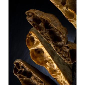 Пшеничное тесто с экстремальной гидратацией. Особенности работы