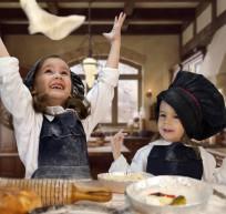 Детские кулинарные мастер – классы