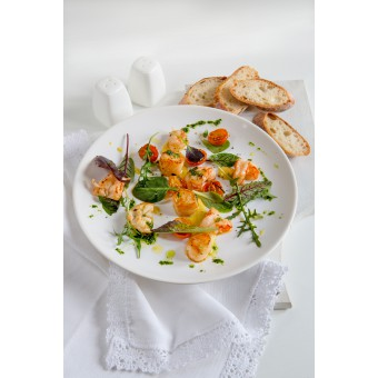 Рыба и морепродукты: элитный ресторан у вас дома