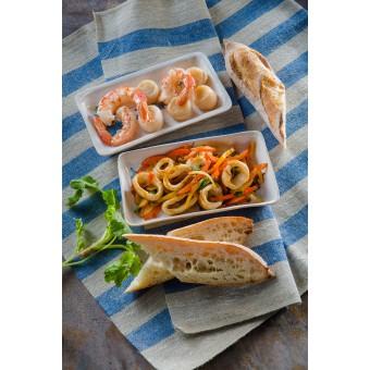 Морепродукты: элитный ресторан у вас дома