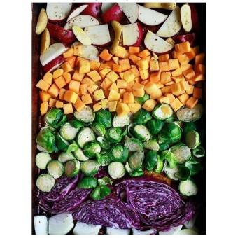 Нескучные вегетарианские блюда с Александром Голубчиком