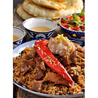 Кухня Ташкентского базара
