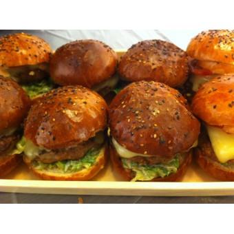 «ГОТОВИМ С ДЕТЬМИ» ЗАНЯТИЕ 1 Полезные гамбургеры.