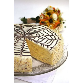 Знаменитые торты Ирины Чадеевой