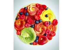 Летние десерты без лактозы и яиц-3