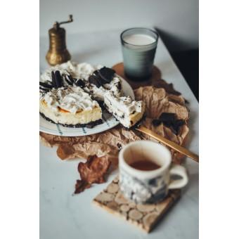 Летние десерты без лактозы и яиц