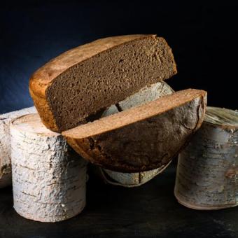 Белорусский хлеб на особой закваске