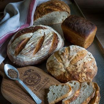 Домашний Хлеб. Основы. Двухдневный курс для «ясельной группы»