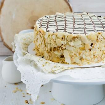Любимые торты с яичными белками