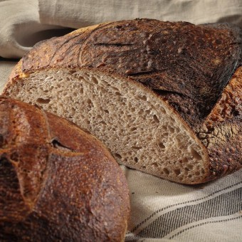 Пшеничный хлеб длительного брожения - Tartine, Miche и все-все..