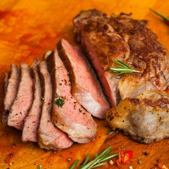 Мясо - главное блюдо на столе. Готовимся к Пасхе