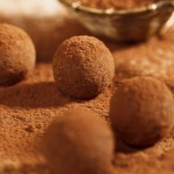 Начинающий шоколатье. Трюфели