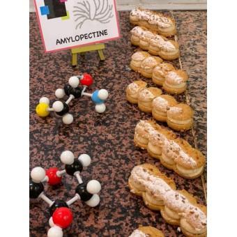 Авторский курс Кристиана Жиле (Christian Gilett), Рашель Бланшон (Rachel Blanchon) и Марины Лабате (Marina Labate) «Безглютеновый хлеб и выпечка»