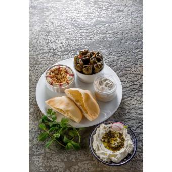 Большой израильский завтрак с Лизой Фрайман