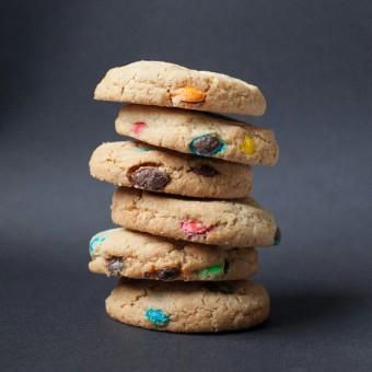 Классическое американское печенье