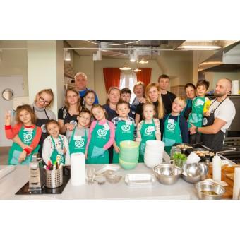 Подростковый кулинарный курс Готовим Хиты