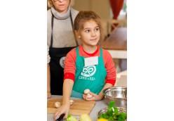 Подростковый кулинарный курс Готовим Хиты-1