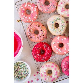 Американские пончики Krispy Kreme