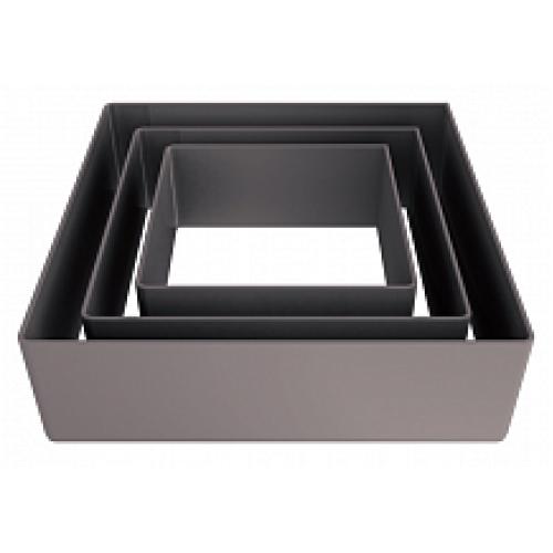 Бандаж для сборки торта Квадрат 108х108х50 мм