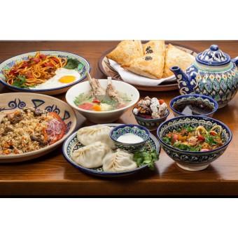 Узбекская кухня: за рамками привычного
