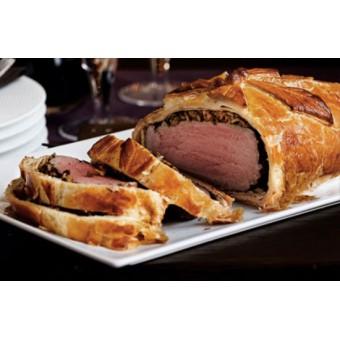 """Праздник на вашей кухне: говядина """"Веллингтон"""""""