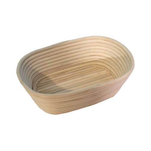 Форма овальная деревянная для расстойки хлеба