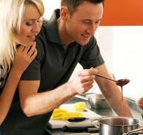 Приготовление еды - основа семейного очага