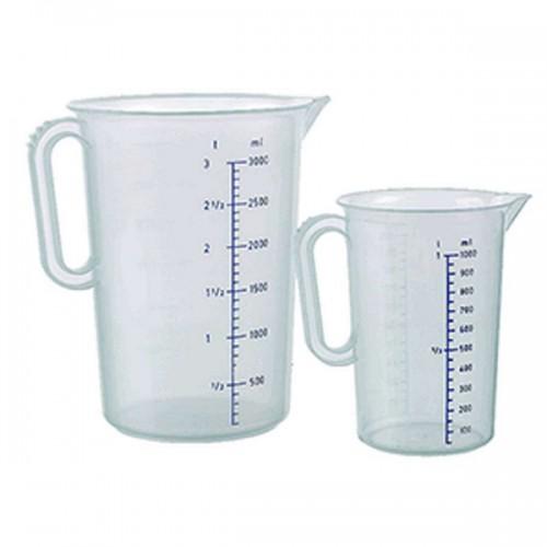 Чаша пластиковая мерная 3000 мл