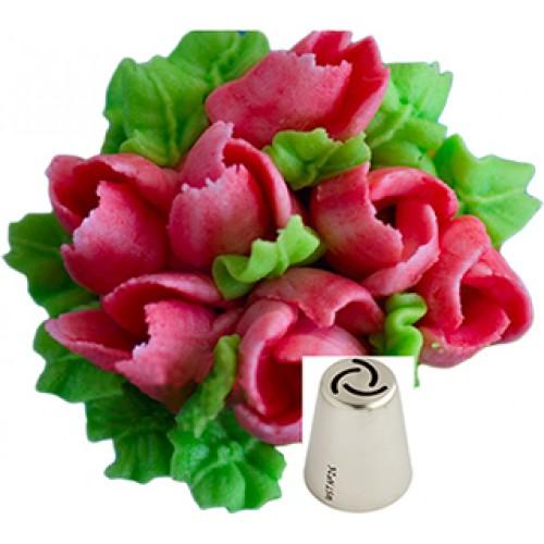 Насадка Кондитерская Цветок №26 (3 лепестка)