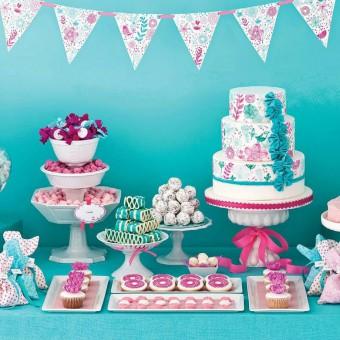 Сладкий стол на детский день рождения!