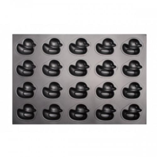 Противень для выпечки кексов Утенок 600х400х32 мм